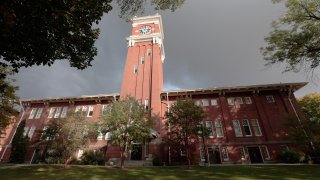 Bryan Hall on the Washington State University campus
