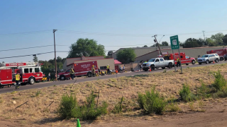 Multiple cyclists have reportedly been critically injured after being run over by a truck in Show Low, Ariz., on June 19, 2021.
