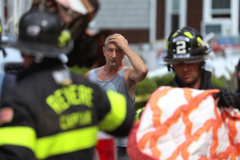 PHOTOS: Police, Rescue Response to Winthrop Shooting