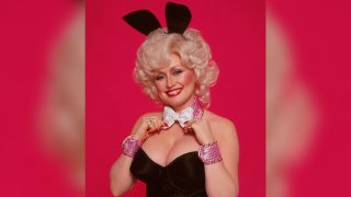 Country singer Dolly Parton