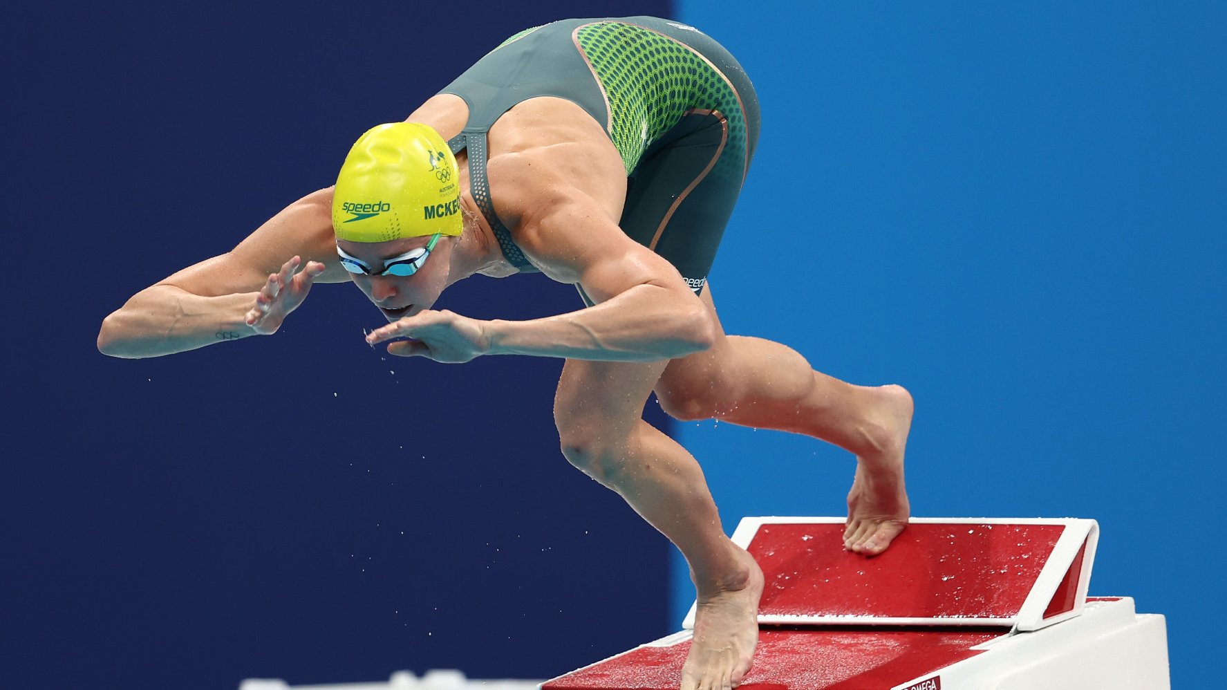 Australia's Emma McKeon Becomes Second Woman Ever to Win 7 ...