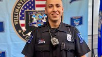 'Keep Following Your Dreams:' DACA Recipient Celebrates Becoming a Police Officer