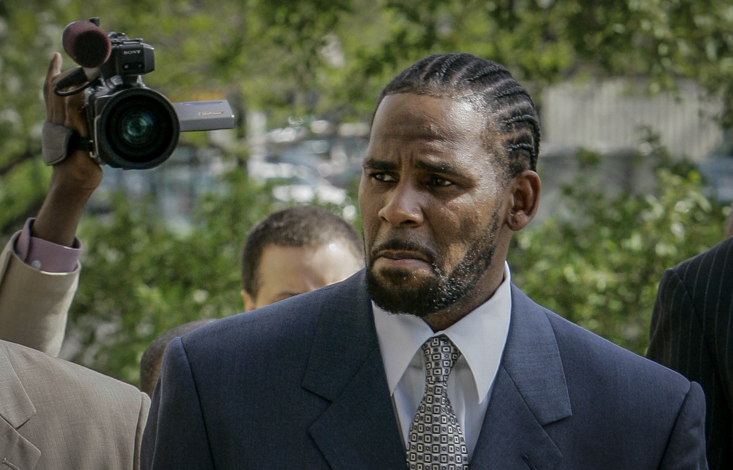 Jury Finds R. Kelly Guilty of Racketeering in Federal Sex Trafficking Trial – NECN