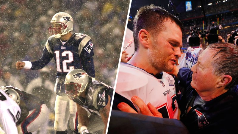 PHOTOS: Tom Brady Through the Years