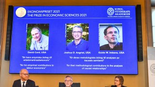 Nobel Economics Prize