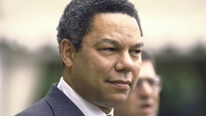 Colin Powell: A Life in Pictures