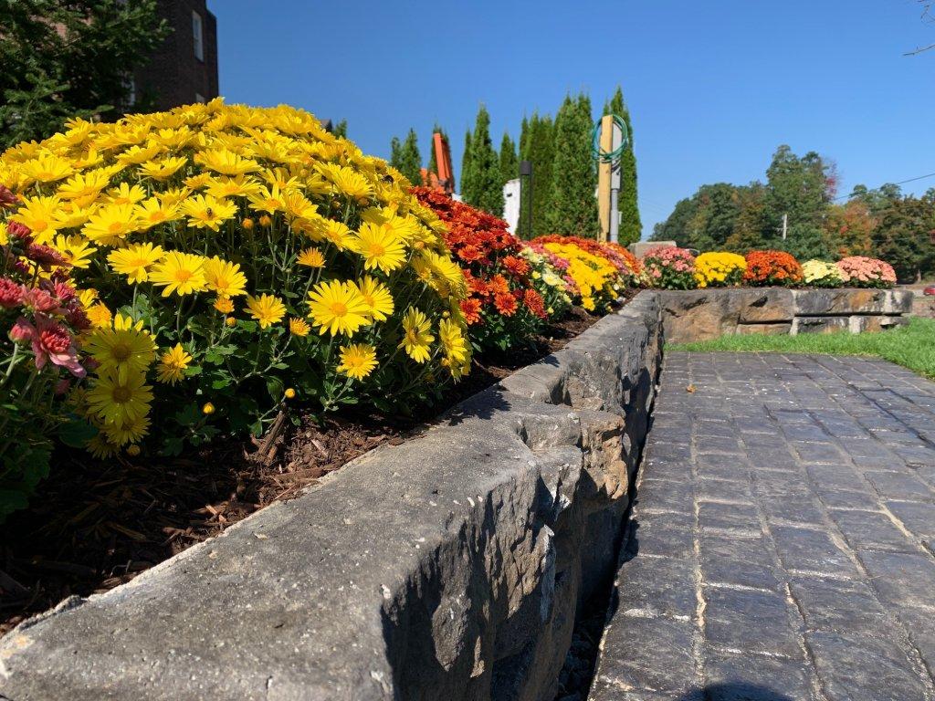 Brown-Fuller Memorial Park in Bellows Falls, Vermont