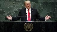 Trump Challenges UN, Boasting of America's Go-It-Alone Might