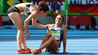 Olympian Praised For Sportsmanship to Lead Parade
