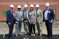 Groundbreaking Held for NBCUniversal Boston Media Center