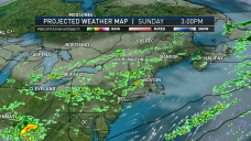 Periods of Rain with Hot Weather Returning Later This Week