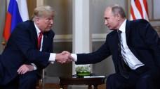 No Talk of Election Meddling as Trump-Putin Meeting Starts