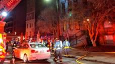 Two-Alarm Blaze Damages Beacon Street Building