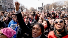 Protesters Flood DC, Other Cities for March for Our Lives