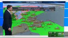 Soaking Rain on the Way; Icy Mix Possible