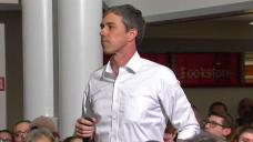 In 1st NH Stop, O'Rourke Calls Voter ID Laws 'Racist'