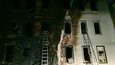 12 Displaced in 5-Alarm Boston Fire