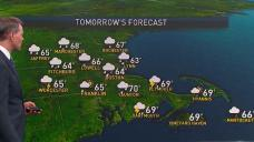 Cold Front Brings Showers, Light Rain for Portion of Weekend