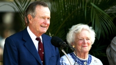 George H.W. Bush in ICU, Barbara Bush Also Hospitalized