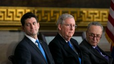 Government Shutdown Takes Effect After Senate Talks Fail