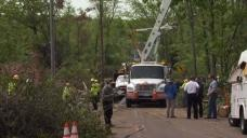 Major Disaster Declared For May Tornadoes in Connecticut