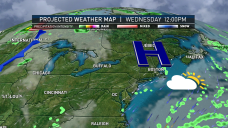 Some Clouds and Drizzle Head Our Way Before Drier Air Returns