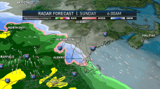 Cold Temps Create Black Ice Tonight; Warmer Temps Friday