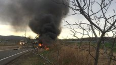 Aircraft Crashes at Conn. Airport
