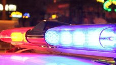 Sheriff's Vehicle Involved in 4-Vehicle Crash