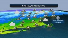 A Split Weekend: From Mild and Dry, to Cold and Wet