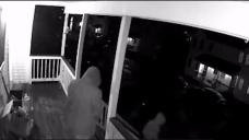 Burglary Suspects Caught on Video in Worcester