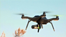 Suspicious Drones Seen in Residential Neighborhood