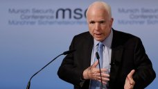 'That's How Dictators Get Started': McCain Defends Press