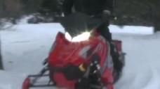Snowmobilers Seriously Injured in New Hampshire