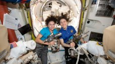 NASA Astronauts Make History With First All-Female Spacewalk