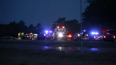 2 MedFlighted After Motor Vehicle Accident in Mass.
