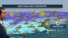 Sunny, Cold Stretch Continues