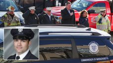 'Ultimate Sacrifice': Community Mourns Death of Worcester Firefighter