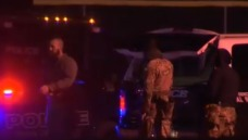 Barricaded Suspect Fires Shots During Standoff in Enfield, Conn.