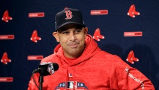 Cora Putting Players 1st During Red Sox Run to World Series