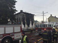 Fire Destroys 5 Apartment Units