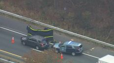 1 Killed in Crash on Mass Pike