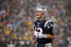 Patriots Battle Steelers in AFC Championship