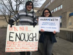 Signs From 'March for Our Lives' Rally in Boston