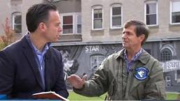 Meet Joe Sestak, the Presidential Candidate Who's Walking Across NH