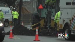 Homes Evacuated in Peabody, Mass., Following Gas Leak