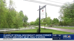 St. Paul's School Confirms Claims of Sexual Misconduct in Report