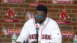 'Super Honor': Red Sox Retire No. 34 for David Ortiz