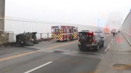 Sagamore Bridge Closed After Serious Head-on Crash