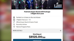 Patriots Fans React to 'Crazy Expensive' Cost of Super Bowl Experience